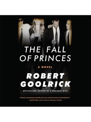 cover image of The Fall of Princes