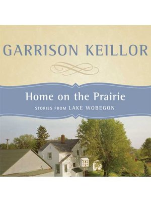 cover image of Home on the Prairie