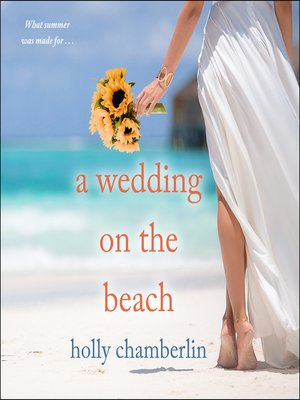cover image of A Wedding on the Beach