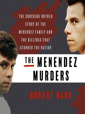 cover image of The Menendez Murders