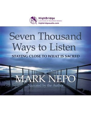 cover image of Seven Thousand Ways to Listen