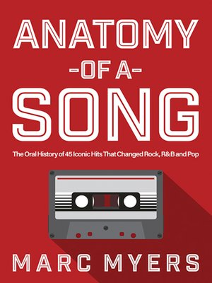 cover image of Anatomy of a Song