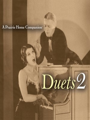 cover image of A Prairie Home Companion--Duets 2