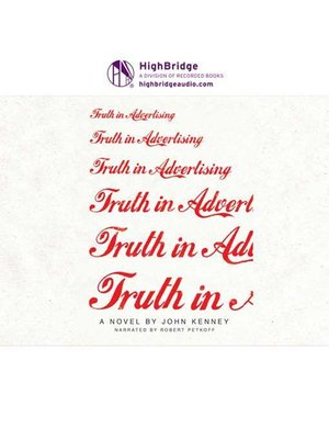 cover image of Truth in Advertising