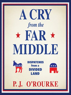 cover image of A Cry from the Far Middle
