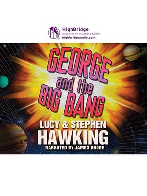 cover image of George and the Big Bang