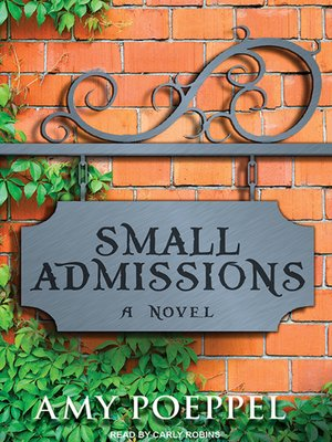 cover image of Small Admissions