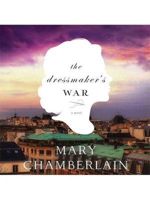 cover image of The Dressmaker's War