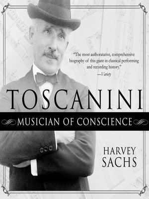 cover image of Toscanini