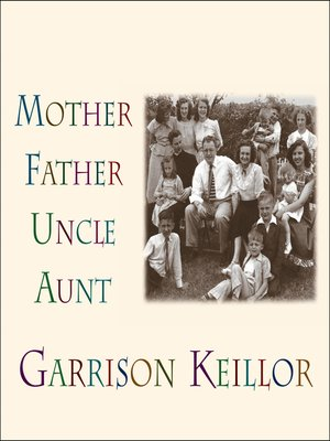 cover image of Mother Father Uncle Aunt