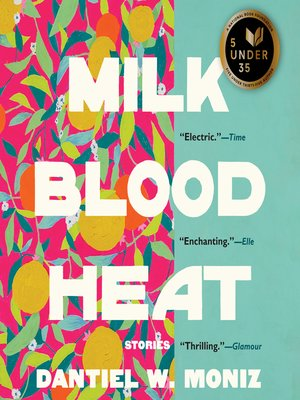 cover image of Milk Blood Heat