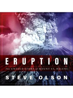 cover image of Eruption
