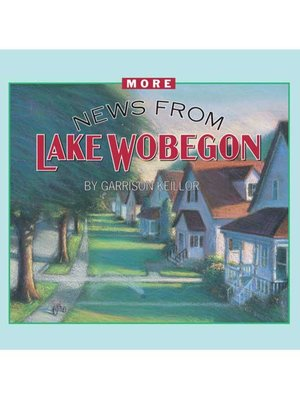 cover image of More News from Lake Wobegon