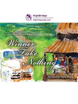 cover image of Winner Take Nothing