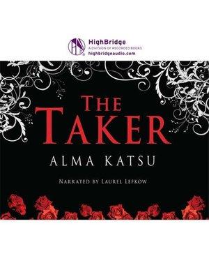 The Taker By Alma Katsu Pdf