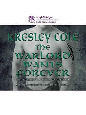 cover image of The Warlord Wants Forever