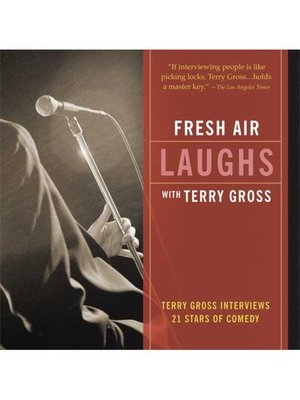 cover image of Fresh Air--Laughs