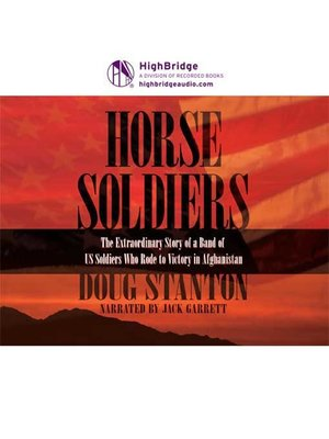 cover image of Horse Soldiers