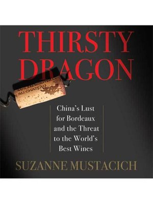 cover image of Thirsty Dragon