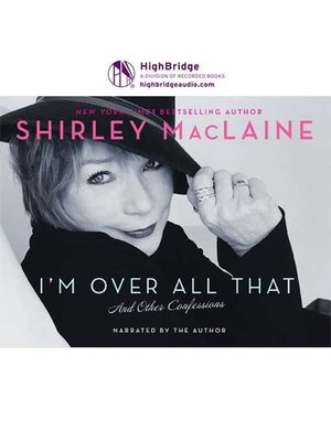 cover image of I'm Over All That