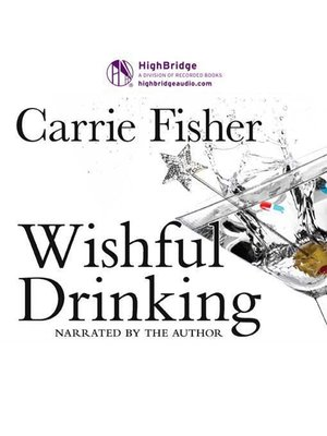 cover image of Wishful Drinking