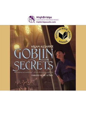 cover image of Goblin Secrets