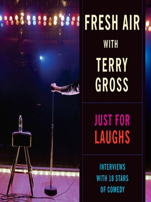 cover image of Fresh Air--Just For Laughs