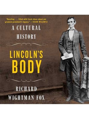 cover image of Lincoln's Body