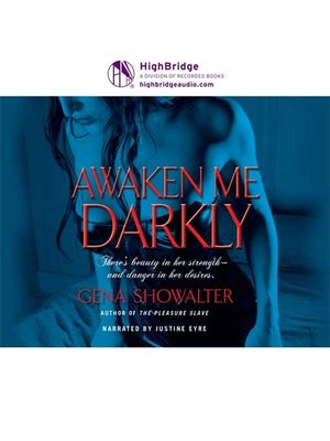 cover image of Awaken Me Darkly