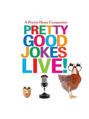 cover image of Pretty Good Jokes Live!