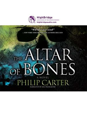 cover image of The Altar of Bones