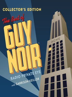cover image of The Best of Guy Noir Collector's Edition