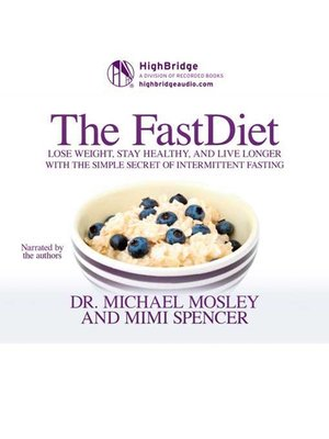 cover image of The FastDiet
