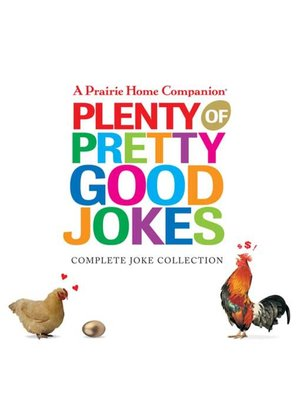 cover image of Plenty of Pretty Good Jokes