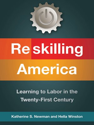 cover image of Reskilling America