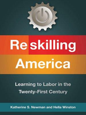 cover image of Reskilling America