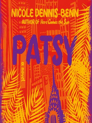cover image of Patsy