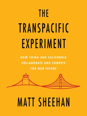 cover image of The Transpacific Experiment