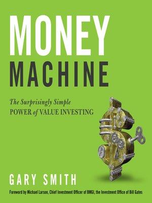 cover image of Money Machine