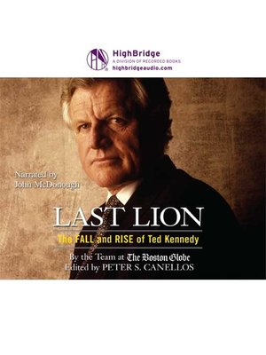 cover image of Last Lion