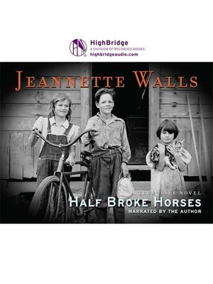 cover image of Half Broke Horses