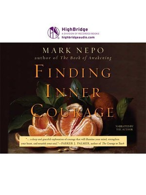 cover image of Finding Inner Courage