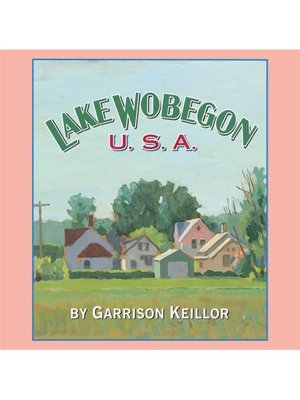 cover image of Lake Wobegon U.S.A.