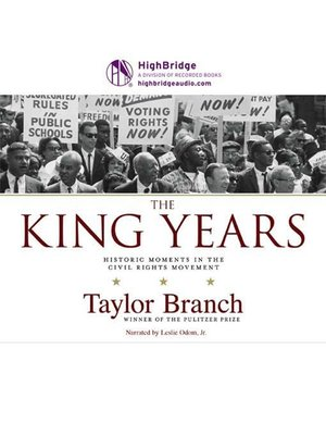 cover image of The King Years