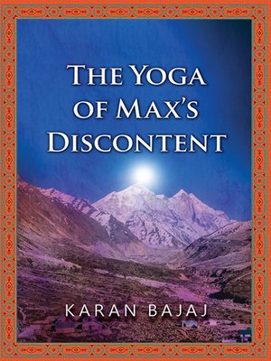 cover image of The Yoga of Max's Discontent