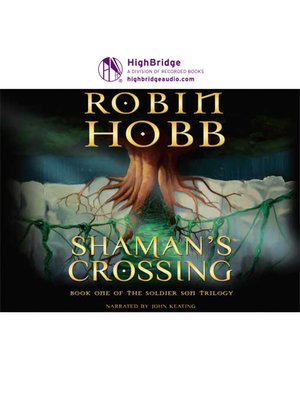 cover image of Shaman's Crossing