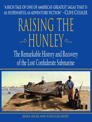 cover image of Raising the Hunley