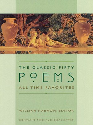 cover image of The Classic Fifty Poems