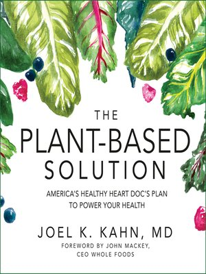 cover image of The Plant-Based Solution