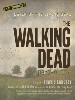 cover image of The Walking Dead Psychology